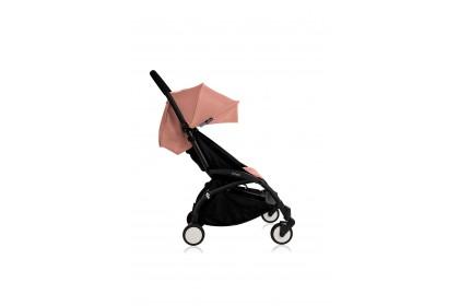 Babyzen Yoyo+ 6+ Baby Stroller - Black Frame (Ginger)