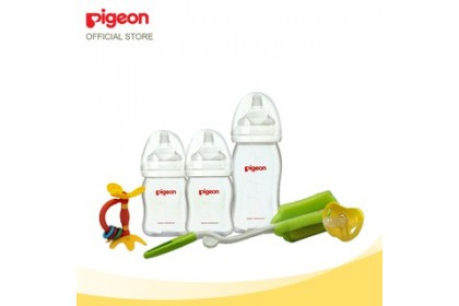 Pigeon Softouch Newborn Started Kit