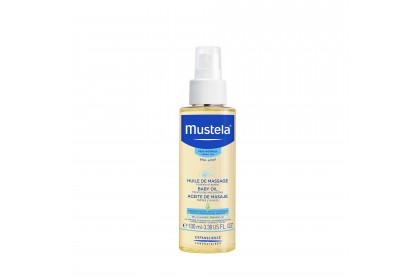 Mustela Baby Oil 100ml (Expiry Date: 04/2023)
