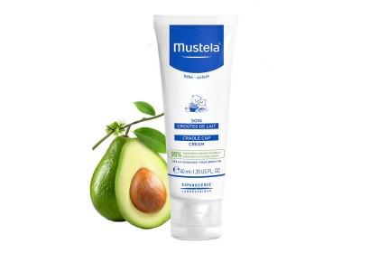 Mustela Cradle Cap Cream 40ml (Expiry Date: 03/2021)