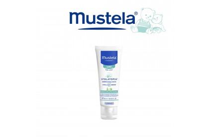 Mustela Stelatopia Emollient Cream Face 40ml (Expiry Date: 02/2022)