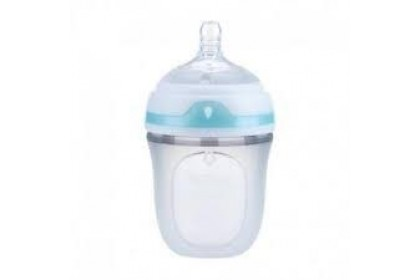 Nuby Natural Touch Silicone Rep. Nipple Fast Flow