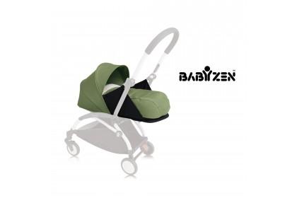 BABYZEN YOYO+ Newborn Pack - Peppermint