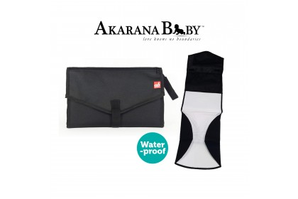 AB Portable Diaper Changing Clutch
