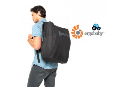 **Super Deal@Last 2 Unit**Ergobaby Metro Compact City Stroller - Free Stroller Bag AND Skip Hop Forma Backpack