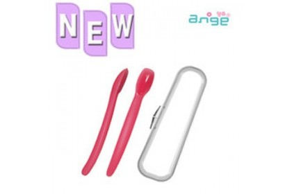 Ange Heat Sensitive Silicone Spoon