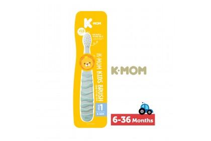K-MOM Kids Brush Step 1