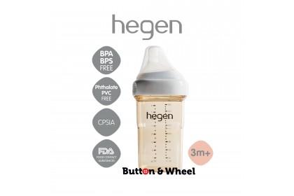 Hegen PCTO Feeding Bottle PPSU / Drinking Bottle / Teats / Accessories