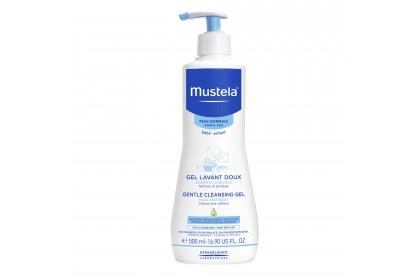 Mustela Gentle Cleansing Gel 500ml (Limited Edition)