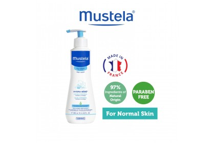 Mustela Hydra Bebe Body Lotion 300ml (Exipiry Date: 05/2021)