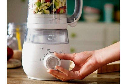 Avent 4 in 1 Healthy Steam Maker